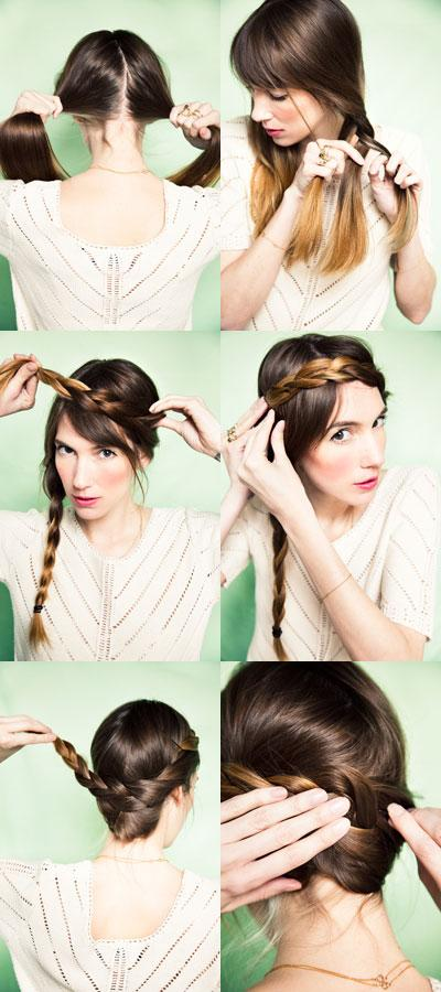 Hair Tutorials Page 18 Long Hairstyles How To