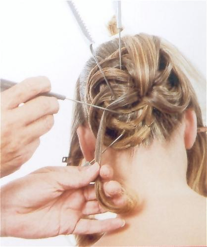 Coiffure hairstyle
