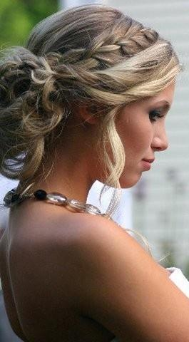 Braid Messy Bun Long Hairstyles How To