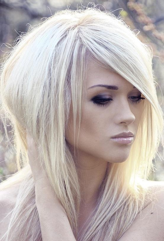 platinum blonde hsir – Long Hairstyles How To