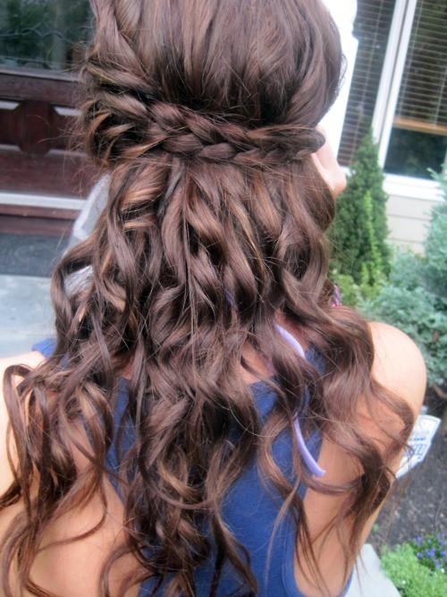 Prom Hairstyle Long Hairstyles How To