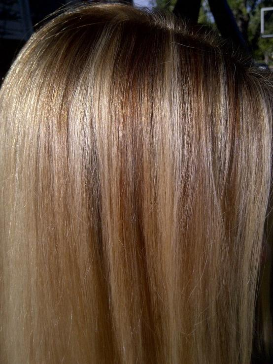 Highlight Lowlights Long Hairstyles How To