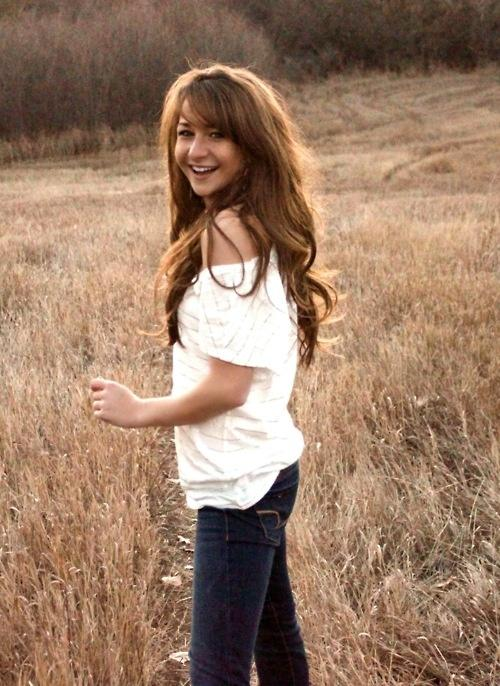 Long Hair With Layers And Sideswept Bangs Long Hairstyles How To