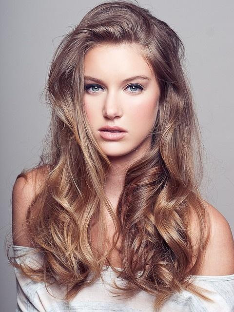 Pretty Hair And Color Long Hairstyles How To