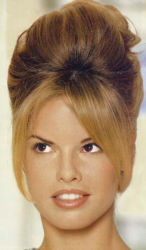 How to Do a 1960S Beehive – Long Hairstyles How To