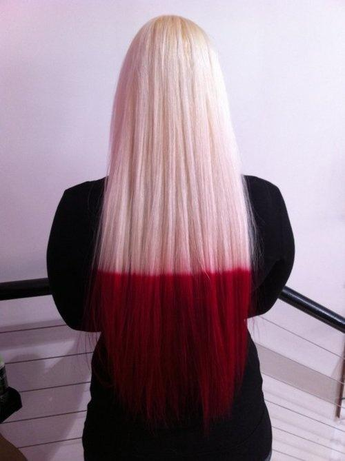 blonde and red hair – Long Hairstyles How To