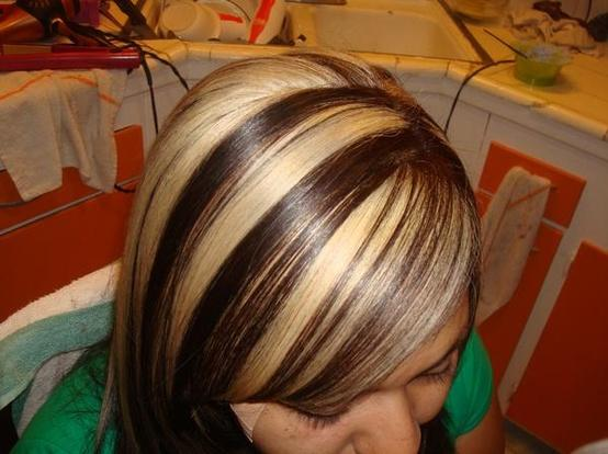 Highlight Styles For Long Hair: Long Hairstyles How To