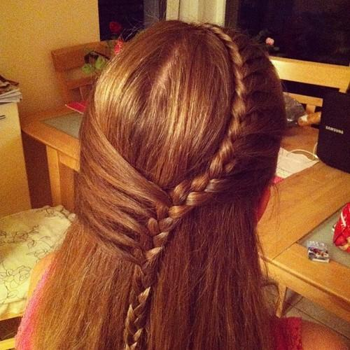 Cool Hair Braid Long Hairstyles How To