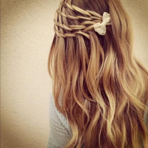 Cute Hair Style Cute Hairstyle  Long Hairstyles How To