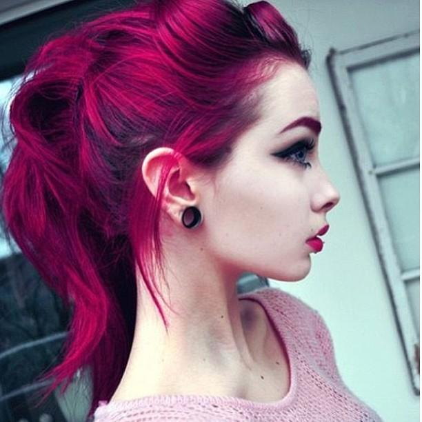 cute red hair – Long Hairstyles How To