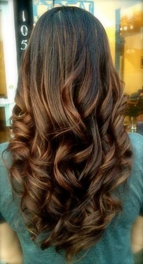 Long Brunette Hair Long Hairstyles How To