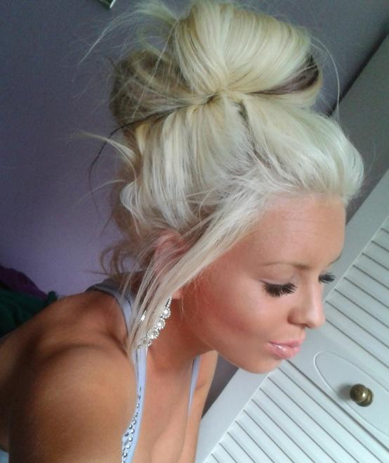 love the updo