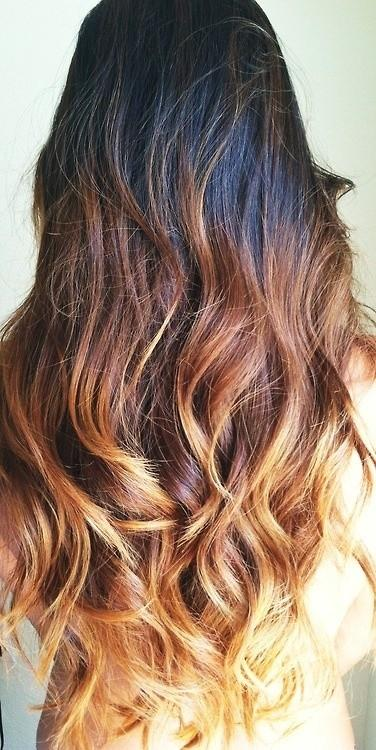 Ombre Hairstyle Long Hairstyles How To