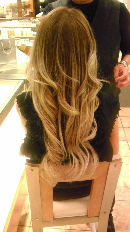 pretty hair color and length – Long Hairstyles How To