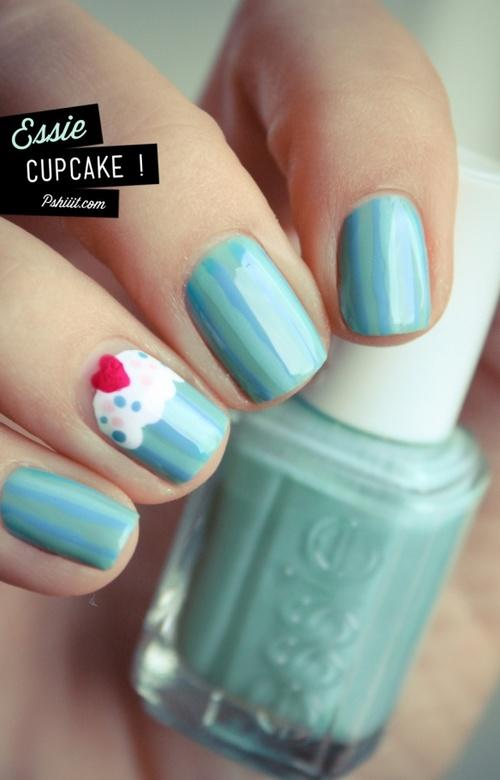 Cupcake Nails Long Hairstyles How To