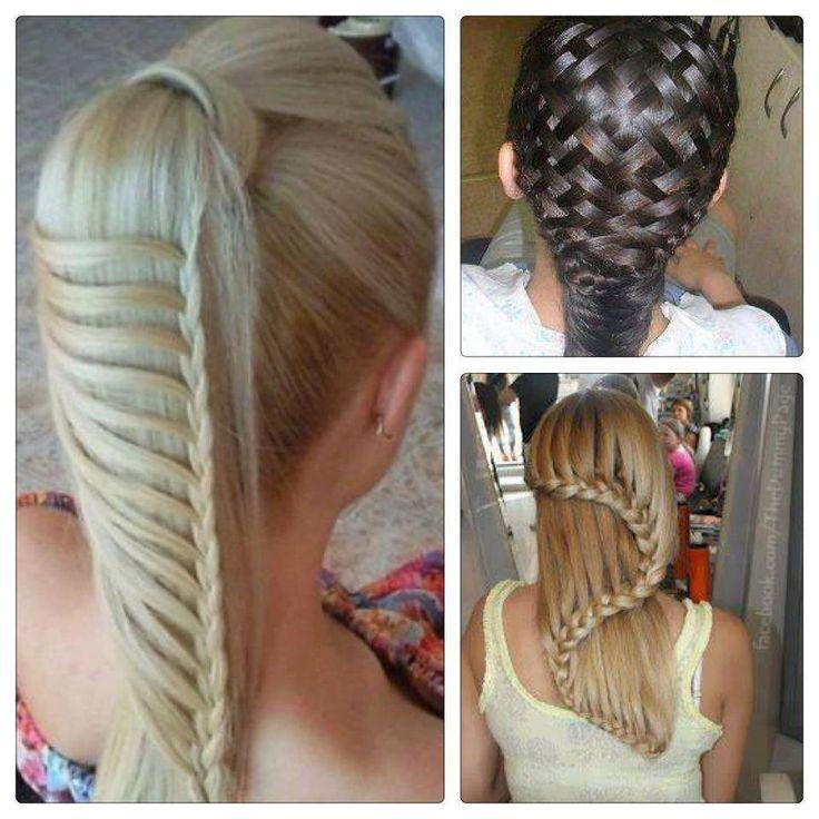 Astounding How To Do Ponytail Hairstyles With Weave Hairstyle Pictures Hairstyles For Women Draintrainus