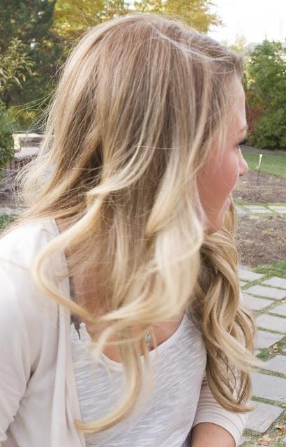 light blonde ombre long hairstyles how to. Black Bedroom Furniture Sets. Home Design Ideas
