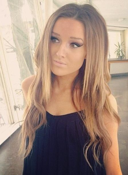 Light Brown  Long Hairstyles How To