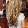 Hair Extensions with reverse Ombre